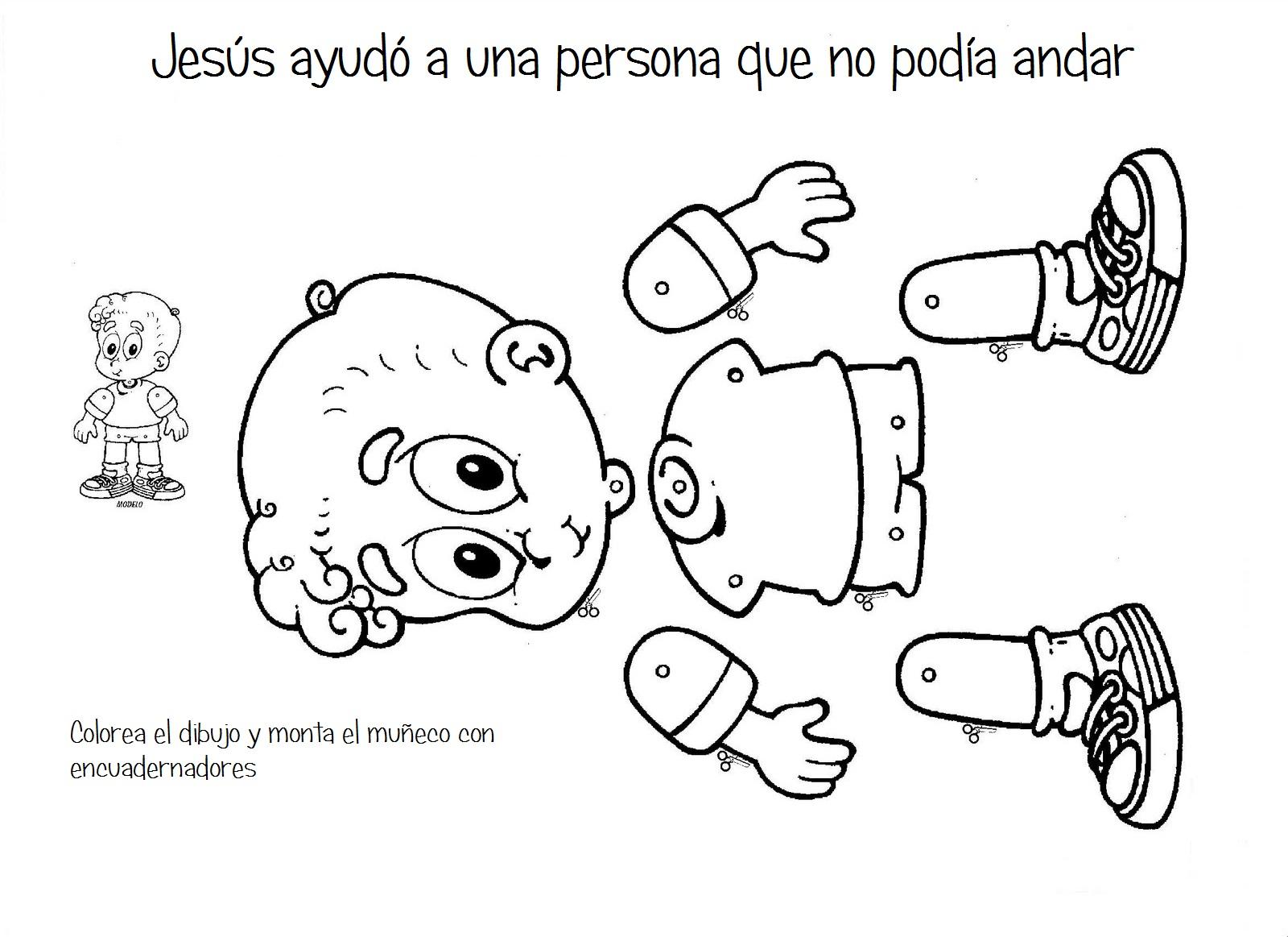 Me Aburre La Religion Jesus Sana A Un Paralitico