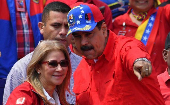 EEUU envía ayuda humanitaria a Venezuela