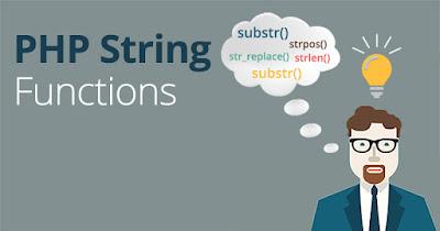 String dalam PHP 5 (Lanjutan)