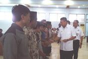 Basli Serahkan Bantuan Stimulan Perumahan Swadaya 2017