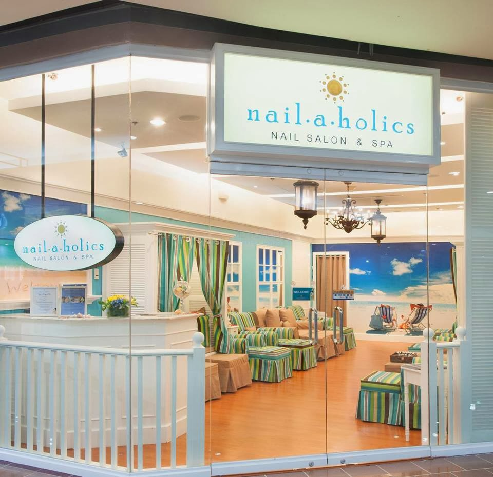 Nail Art Spa Boutik Mall: Nail-a-holics Nail Salon And Spa Opens At Fisher Mall