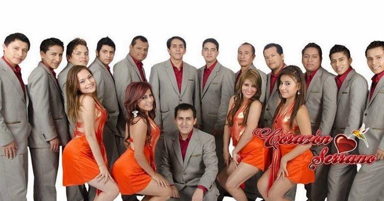 Los mejores grupos peruanos