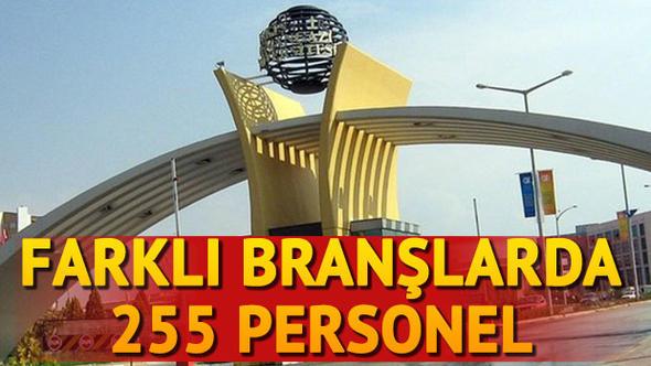 Eskişehir Osmangazi Üniversitesi 255 Sözleşmeli Personel Aıyor!