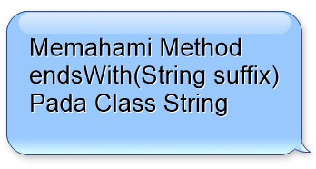 endswith-String-suffix
