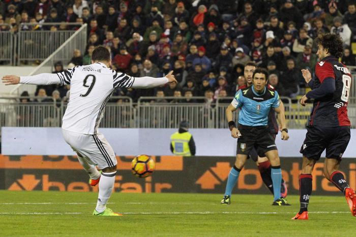 Serie A Cagliari-Juventus, probabili formazioni e tempo reale alle 20.45
