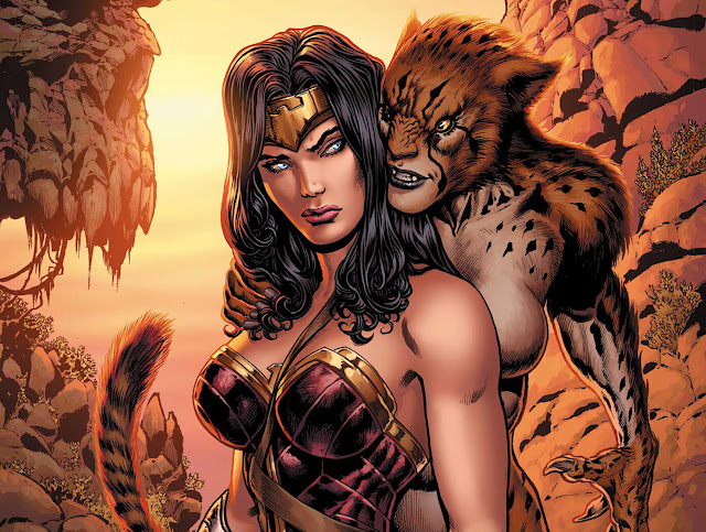 wonder woman cheetah rebirth