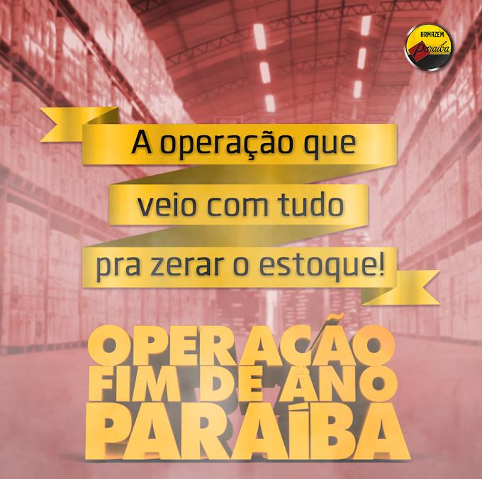 Armazém Paraíba informa que estará de portas abertas neste sábado (30) e domingo (31)