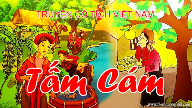 Tấm Cám (Bản gốc) | Truyện cổ tích Việt Nam