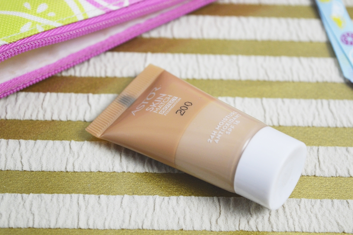 What's in my BeautyBag Foundation