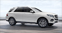 Mercedes GLE 400 4MATIC Exclusive 2016