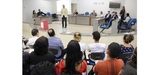 Em Santana do Ipanema, MPE/AL realiza audiência pública construção do seu Plano Geral de Atuação (PGA)