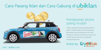 Usaha Penuh Menjanjikan, Media Promosi  Iklan Dengan Mobil
