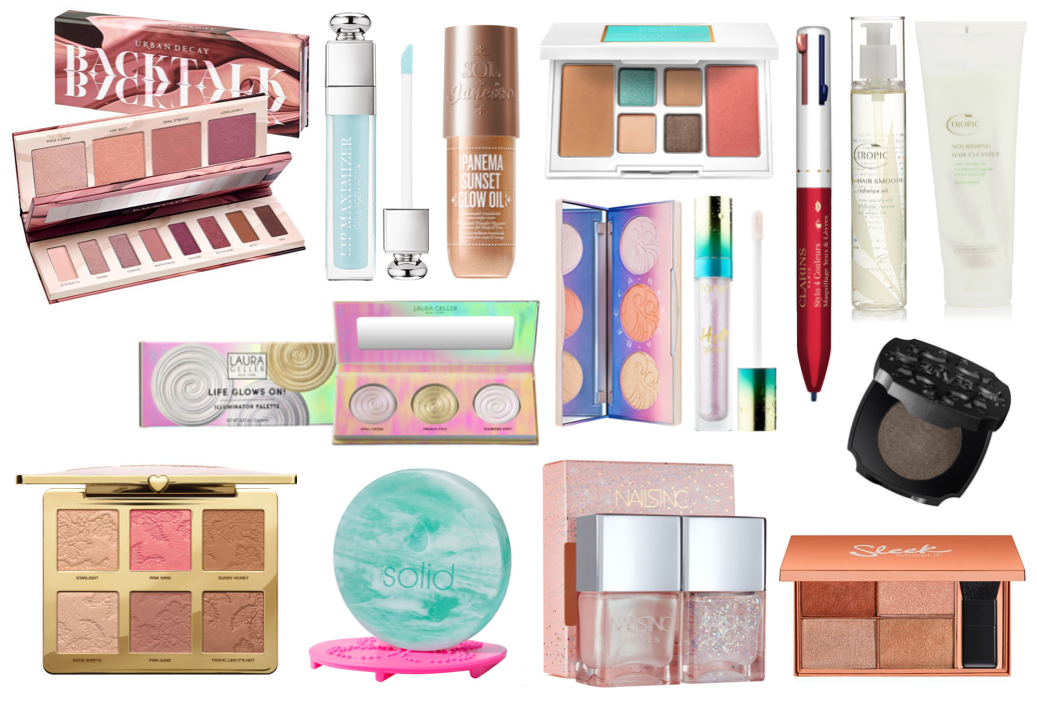 New In Beauty: April 2018