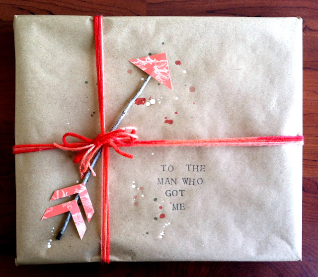 Wrap Wrappers And Wrapping Krafty Valentine Three Ideas For