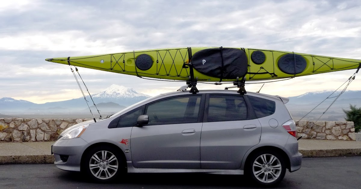 Safety Tip Of The Day >> NORCAL YAK: Spring kayak tip #3: Tie me up, tie me down