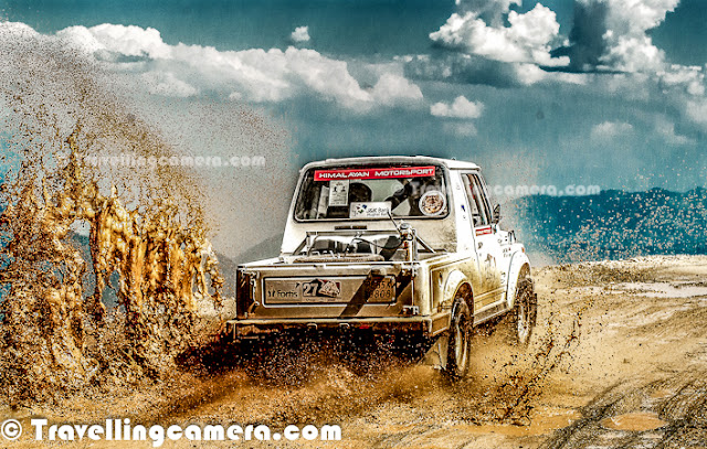 Maruti Gypsys And Cars In 3Rd Mughal Rally 2012 -7821