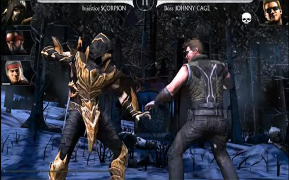 تحميل لعبة Mortal Kombat X لاجهزة الاندرويد