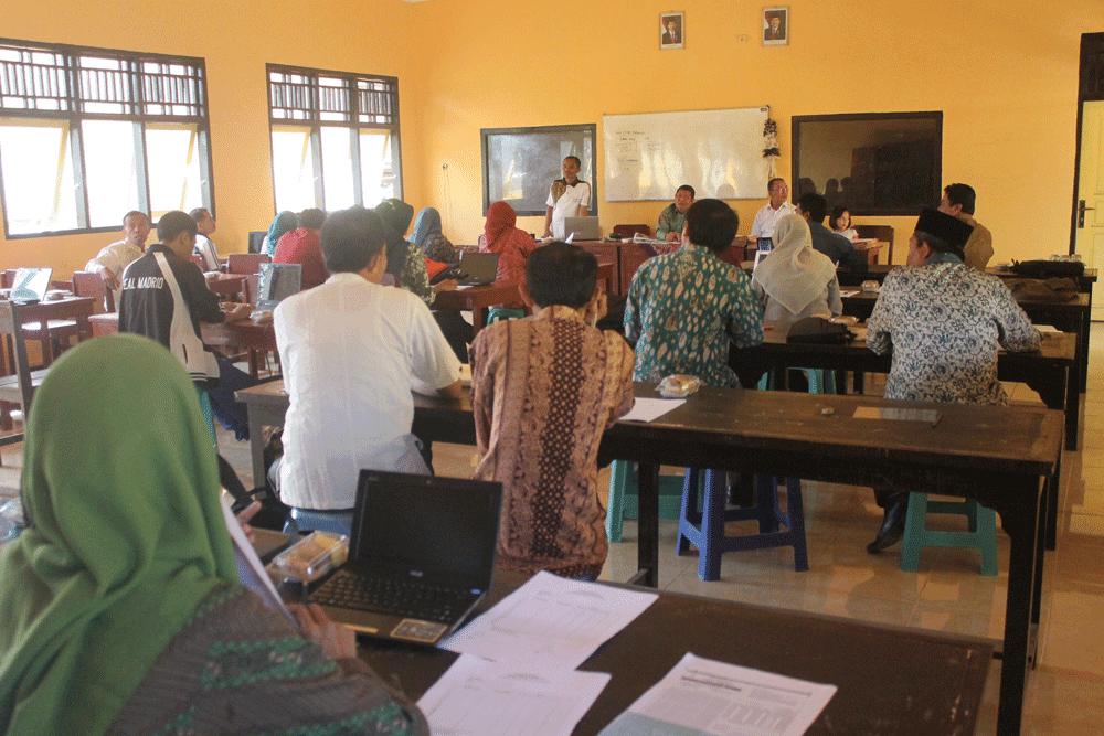 Contoh Proposal Kegiatan Workshop Penulisan Soal Ulangan Di Sekolah Al Maududy