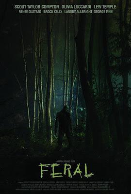 Feral 2018 DVD R1 NTSC Sub