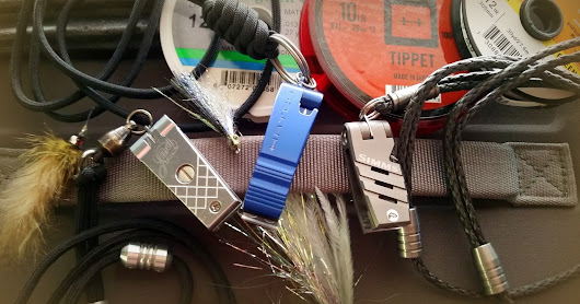 Abel, Hatch, Simms - Fly Fishing Nipper Review