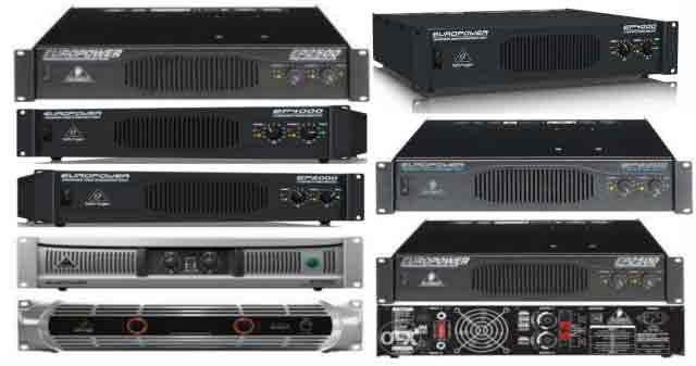 Harga Power Amplifier Behringer