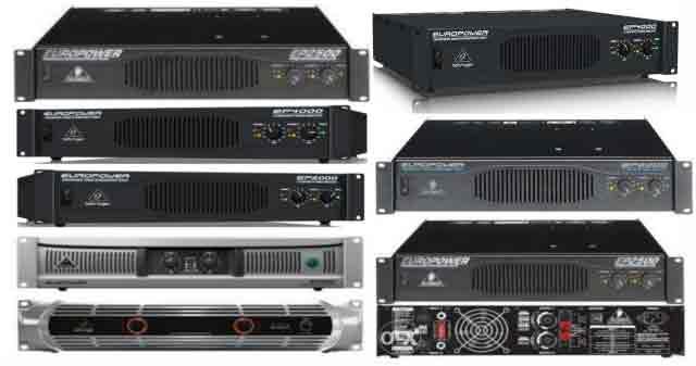 Harga Power Amplifier Behringer