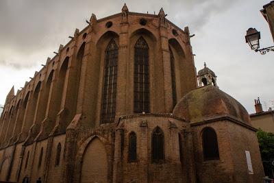 Средневековые храмы