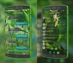 BBM Mod TinkerBell Apk Terbaru V2.13.1.14 Android (Clone)