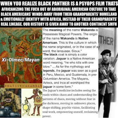 anti black panther meme wakanda in america