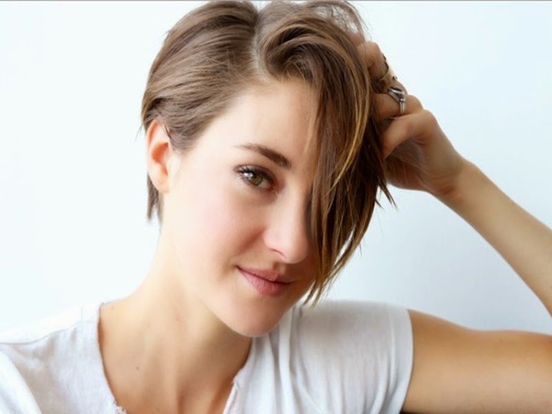 shailene woodley hair, shailene woodley haircut
