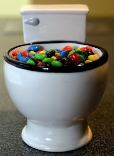 The Toilet Coffee Mug