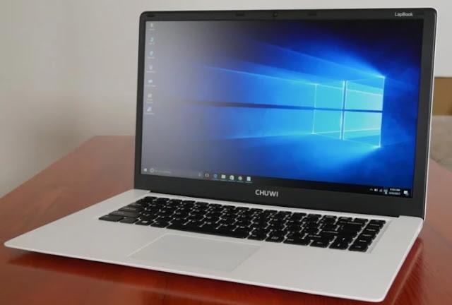 Laptop Murah, Chuwi LapBook Super Tipis,