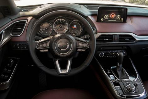 Mazda CX-9 2018 Specs