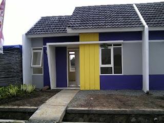 Contoh Rumah subsidi