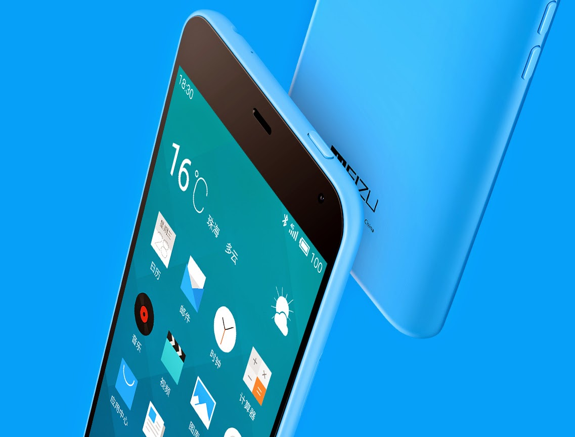 Meizu Blue Charm Note, The Response to Xiaomi Redmi Note Is Seen