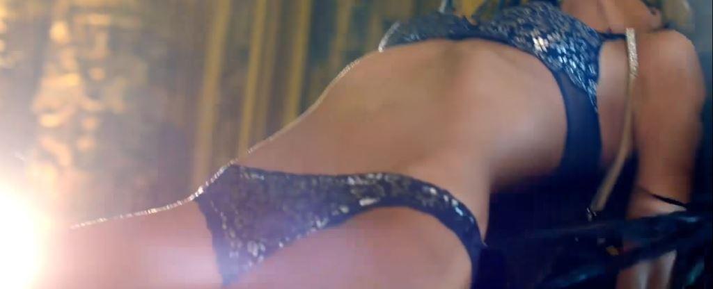 Modelle di Victoria's Secret 2016, pubblicità nel Teatro dell'Opera con Foto