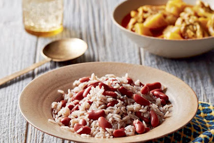 Easy Jamaican Rice and Peas Recipe