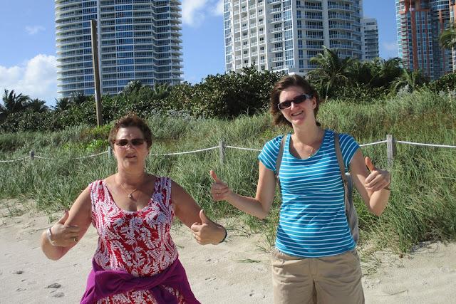 Miami Beach sand