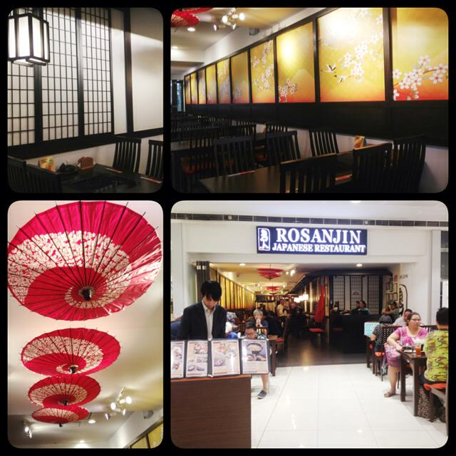 A Taste of Japan: Rosanjin Japanese Restaurant