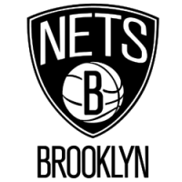 Logo NBA Team Brooklyn Nets