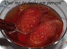 fresas_almíbar