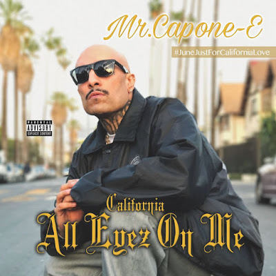 Mr. Capone-E - California Love All Eyez On Me