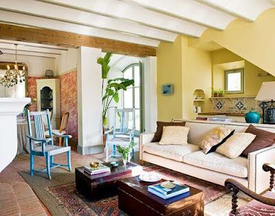 estilo andaluz / mediterráneo
