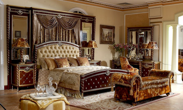luxury vintage bedroom furniture sets decorating ideas