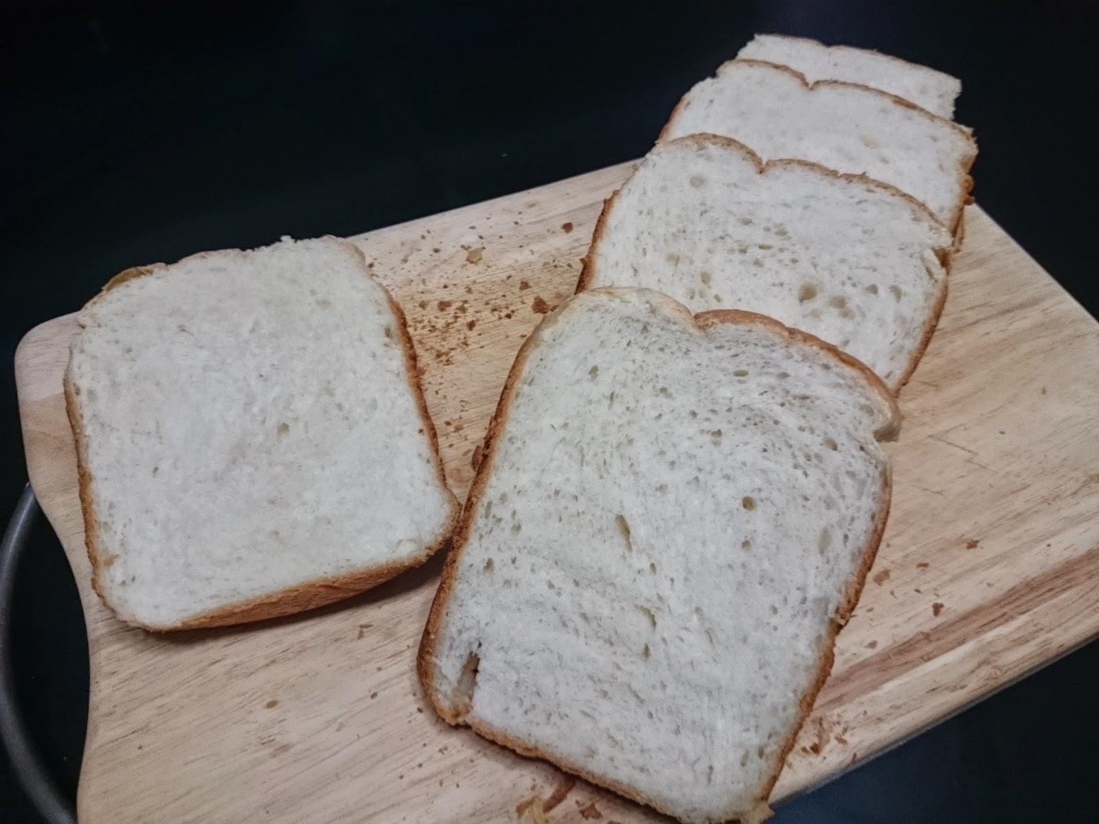 韋太烹飪教室: 麵包機 - 鬆軟方包