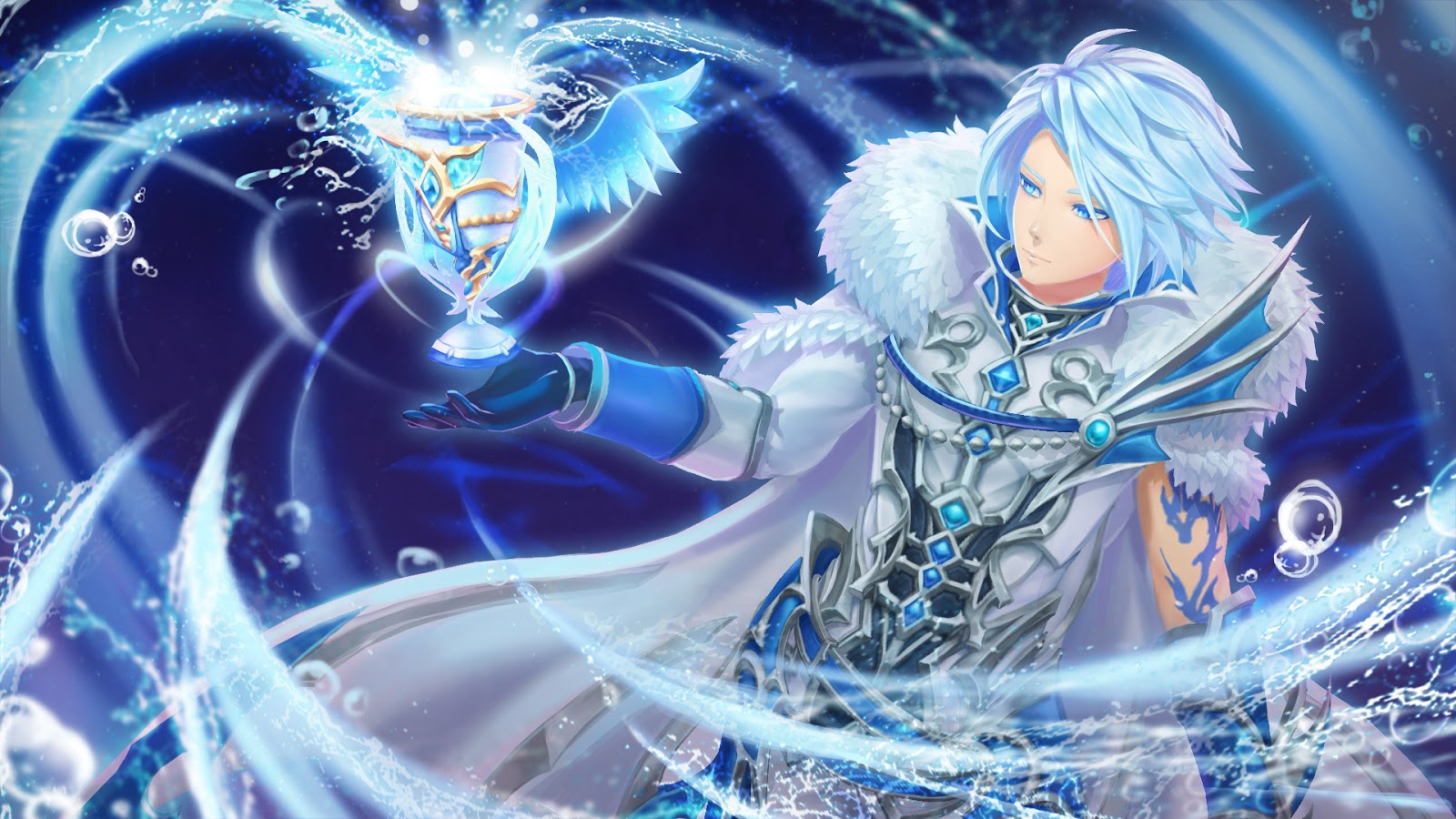 Astral Crown hero