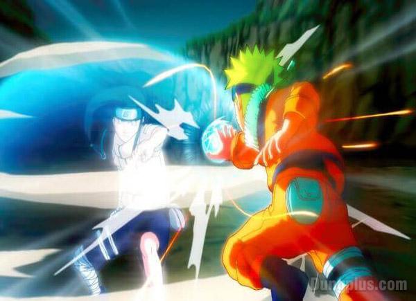 Trận chiến giữa Naruto với Neji tại kì thi Chunin