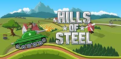 Hills of Steel Mod Apk Unlimited Money