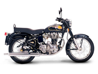 Royal Enfield Bullet 350 side image