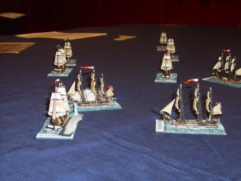 langton Napoleonic naval